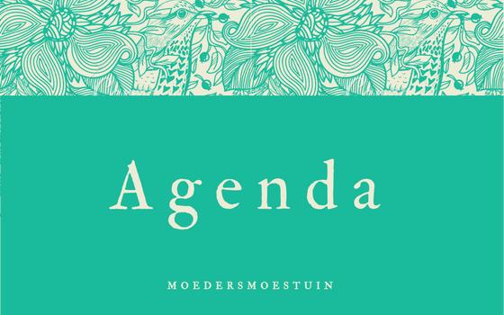 Agenda en uitjes moeders moestuin