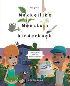 makkelijke moestuin boek kinderen