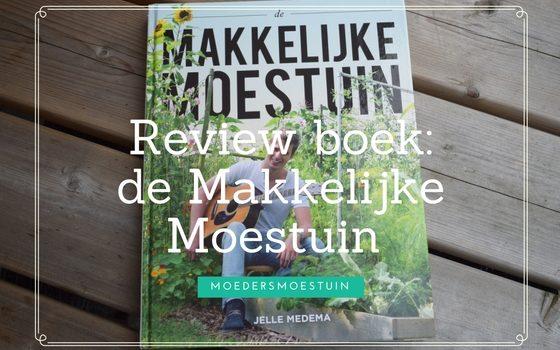 makkelijke moestuin boek review